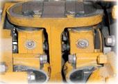 карданная передача бульдозера Б10М